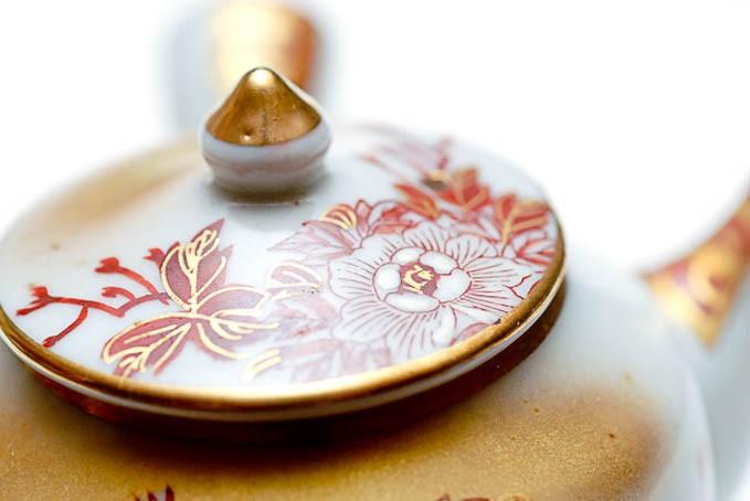Kutani Tea Pot