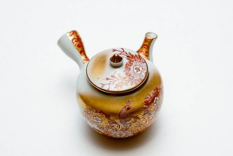 Tea Pot Detail