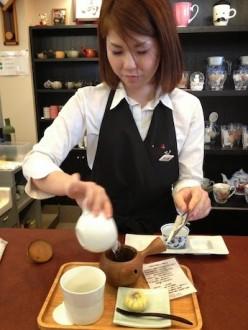 Kagoshima Tea Service