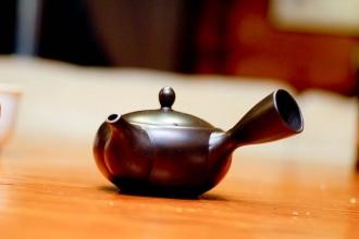 Tokoname Clay Tea Pot