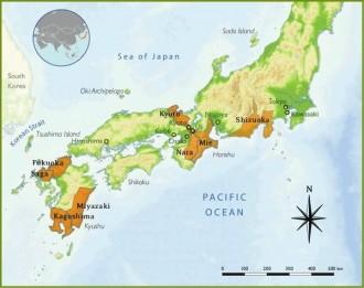 japan-regions