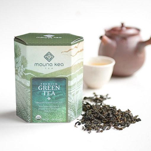 Hawaiian Organic Premium Green Tea