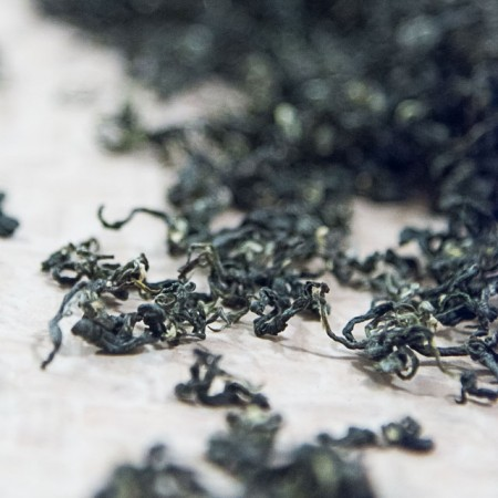 Organic Premium Green Tea Leaves