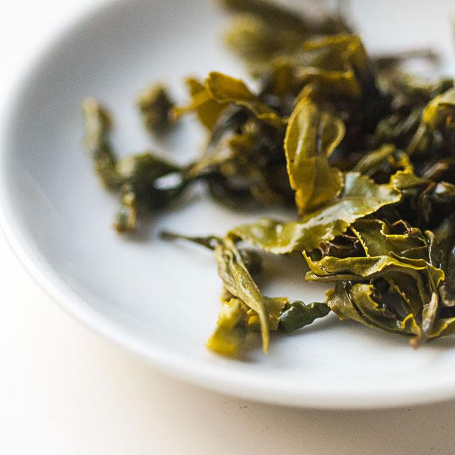 Premium Green Tea Mauna Kea Tea