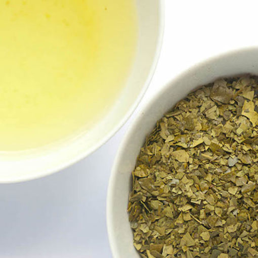 Sweet Roast Green Tea from Hawaii