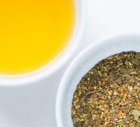 Ginger and Turmeric green tea